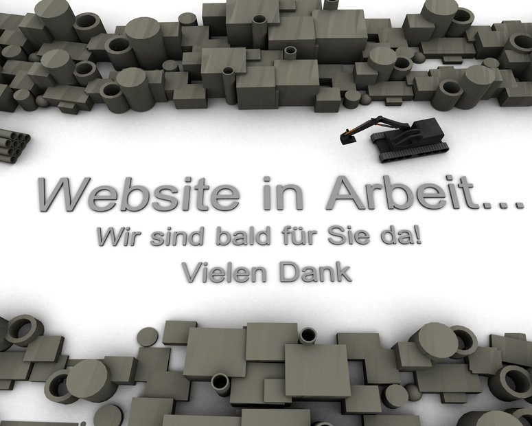 Website in Arbeit ...